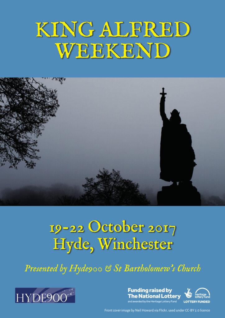 King Alfred Weekend